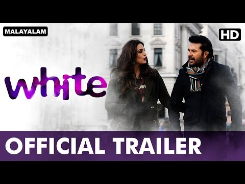 White (Malayalam Movie) | Official Trailer | Mammootty, Huma Qureshi