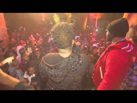 , It's Going Down,On A Tuesday! iLOVEMAKONNEN Attacked At SOB's In NYC!!