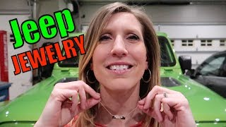 Jewelry For Jeep Mom's - Unboxing a JL Grill Necklace