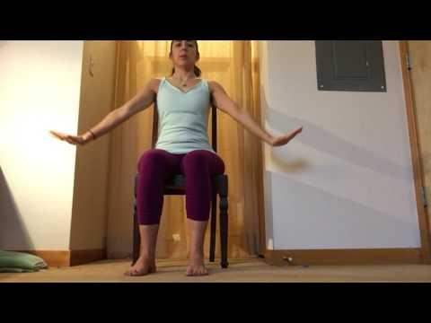 Chair Yoga with Ann 02 03 17