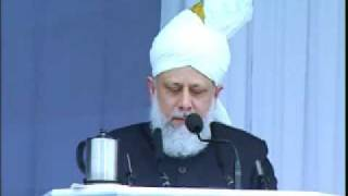 Lajna Imaillah UK Ijtema 2009 - Part 4 (Urdu)