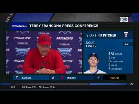 Terry Francona believed Indians would win after Michael Brantley's grand slam