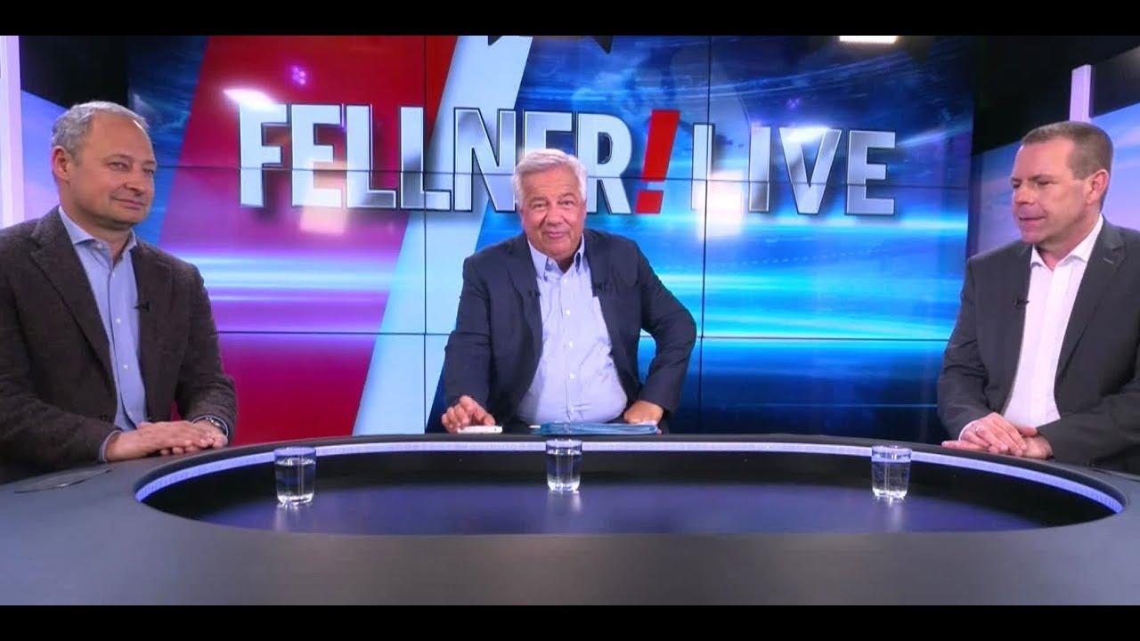 Fellner! Live: EU-Duell Schieder vs. Vilimsky