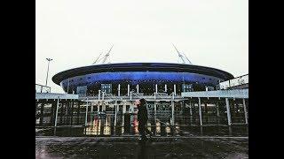 В ПИТЕРЕ - ШИЗИТЬ! Зенит vs ЦСКА: сказочный город, лютый проход на стадион и снова боевая ничья.