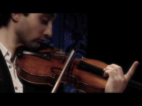 Voice of Silence - Paola Márquez (composer), Artur Kaganovskiy (violinist)