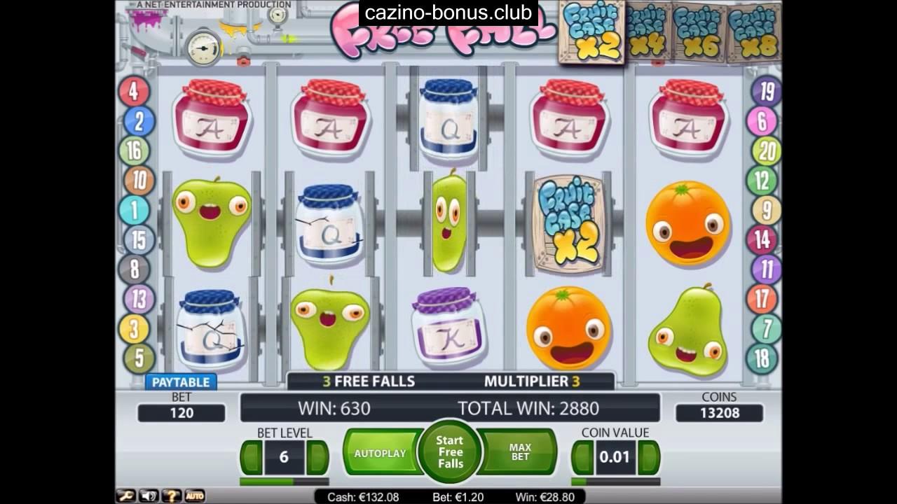 Fruit Case Slot Machine