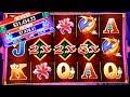 HU WANG Slot Machine Bonus ★BIG WIN★ & Progressive Pick Bonus Won ! Slot Machine Pokies w/NG Slot
