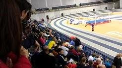 Scottish Indoor Masters Championships 400m (m40), Emirates Arena, Glasgow, 2016