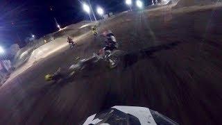😱 TERRIFYING CRASH CAUGHT ON CAMERA AT MOTOCROSS CHAMPIONSHIP | KID DIRT BIKE ACCIDENT  🚑