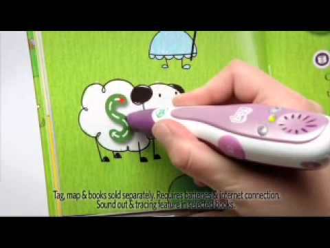 LeapFrog Tag Reading System - Green Or Pink - Toys R Us