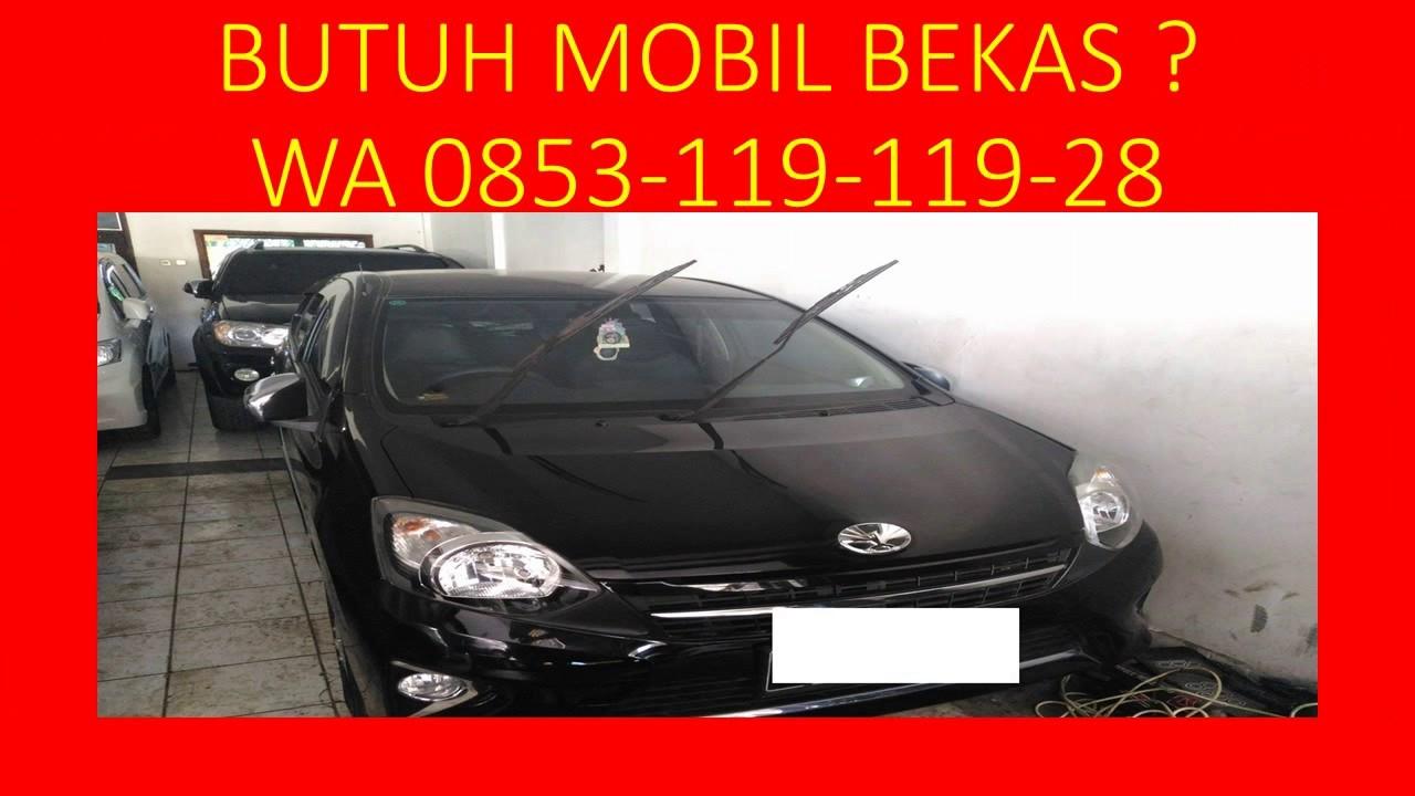Toyota Yaris Trd Sportivo Olx Harga New 2018 Wa 0853 119 28 Mobil Bekas Bekasi Salman Auto Mobilindo