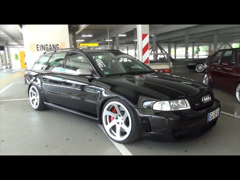 audi rs4 b5 avant 2 7 v6 biturbo brembo 3sdm 20 wheels. Black Bedroom Furniture Sets. Home Design Ideas