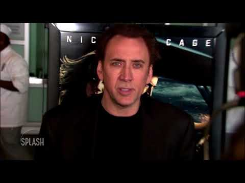 Nicolas Cage to give up acting | Daily Celebrity News | Splash TV
