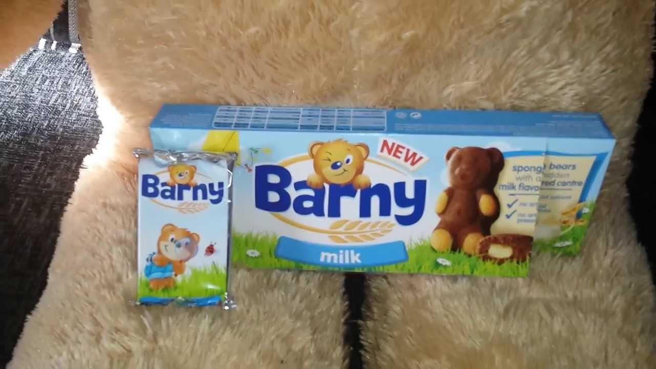 Barny Cakes