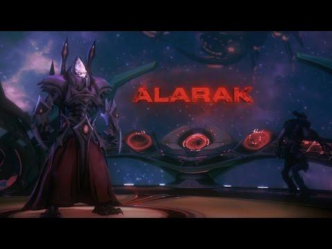 Обзор командира: Аларак (субтитры)