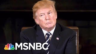 connectYoutube - Camera Captures President Donald Trump's Notes During Gun Control Meeting | The 11th Hour | MSNBC