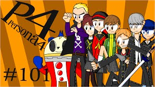 Persona 4 | Part 101: Did They Just???