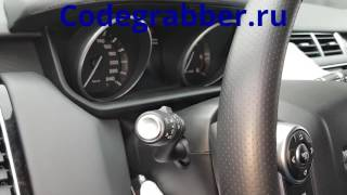 угон Range Rover Sport Jaguar заводилка иммо JLR emergency engine start device immo off bypass key