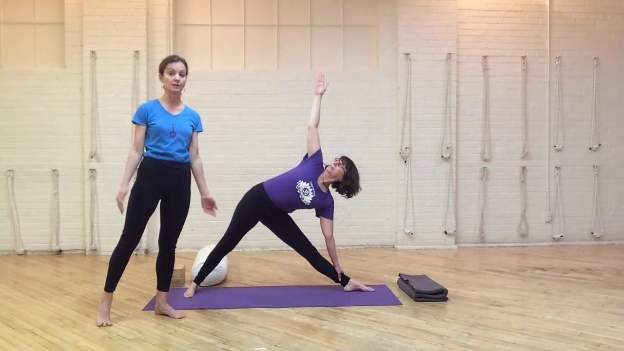 Introduction Au Yoga Iyengar Les Familles De Postures Et Leurs Bienfaits Youtube