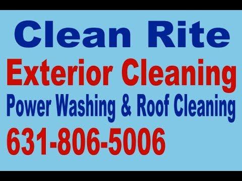 Pressure Washing & Roof Cleaning West Babylon N.Y. 631-588-5032