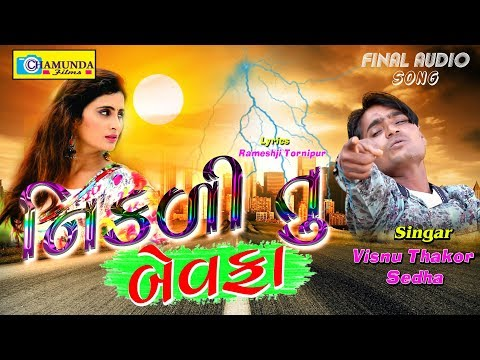 Nikali Tu Bevafa | Visnu Thakor  |New Gujarati Sad Song 2019