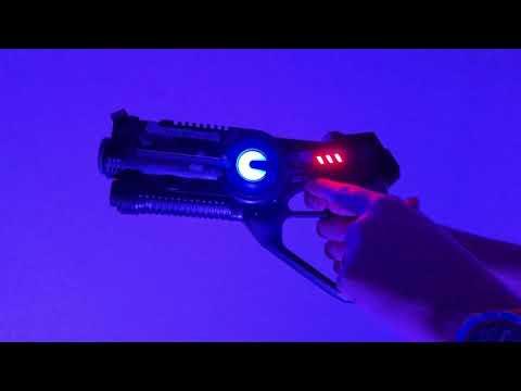 Mode d'emploi pistolets laser Game