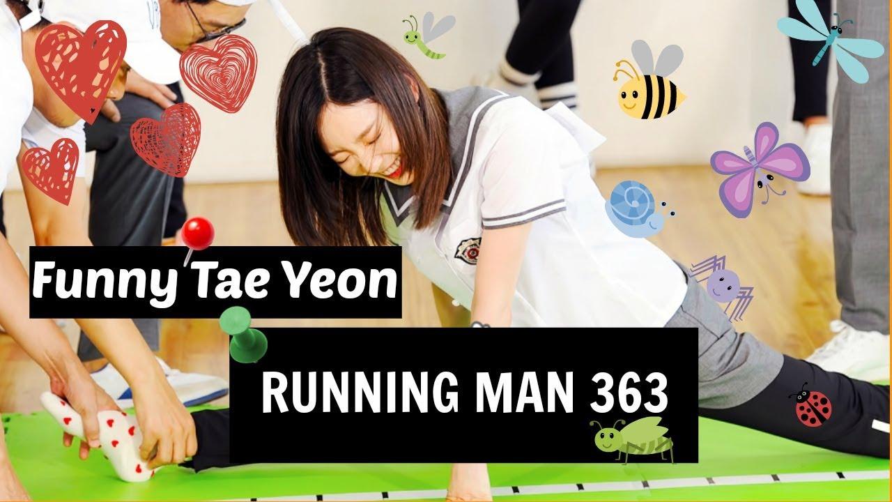 FUNNY TAEYEON Cut in Running Man ep 363 vietsub/Những đoạn hài hước của Tae Yeon LINK DOWN BELOW