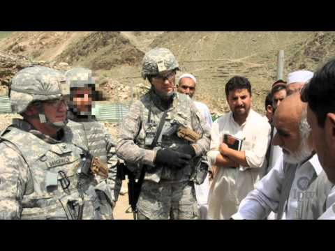 Iowa Soldiers Remember Afghanistan