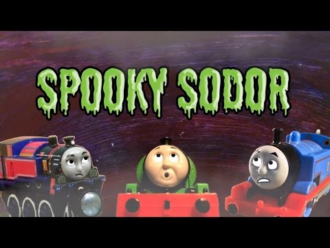 Monsters Everywhere TCC Karaoke | Thomas & Friends: Spooky Sodor Ep. #2| Thomas & Friends