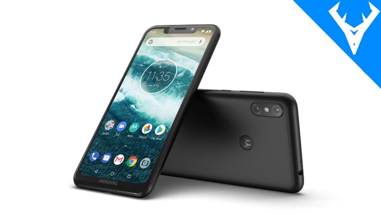 feb0e915423a3 CONHEÇA O Motorola ONE POWER - ESSE vem para o BRASIL  - YouTube