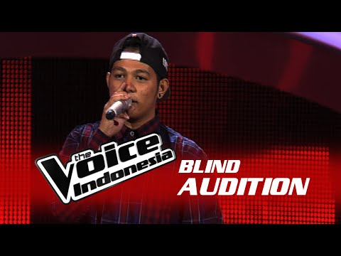 Mario G Klau  To Love Somebody  The Blind Audition  The Voice Indonesia 2016