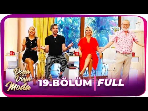 Doya Doya Moda 2.Sezon 19.Bölüm   6 Ağustos 2020