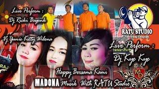 MADONA House Mix with RATU Studio live in Suka Pindah Kec Peninjauan OKU