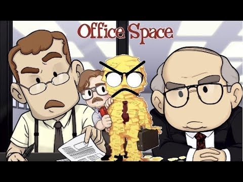 Office Space: Idle Profits   Steal from them corporations!