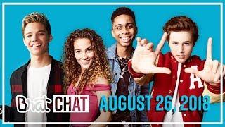 BRAT CHAT | Casey & Connor | 8.26.18