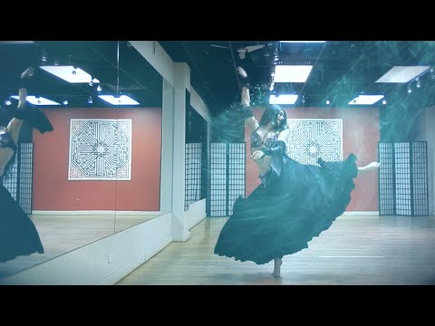 Mahafsoun Bellydance ~ Lindsey Stirling {Master of Tides}