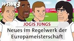 JOGIS JUNGS - Neues im Regelwerk der Europameisterschaft | SWR3 Comedy