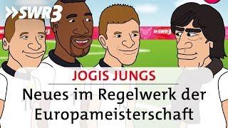 Jogis Jungs – Neues im Regelwerk der Europameisterschaft