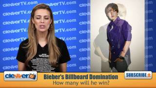Justin Bieber Dominates 2011 Billboard Music Awards Nominations