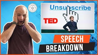 Speech Breakdown:James Veitch TED Talk