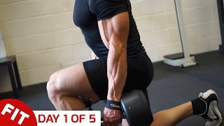 GET LEGS LIKE MIKE THURSTON - DAY 1