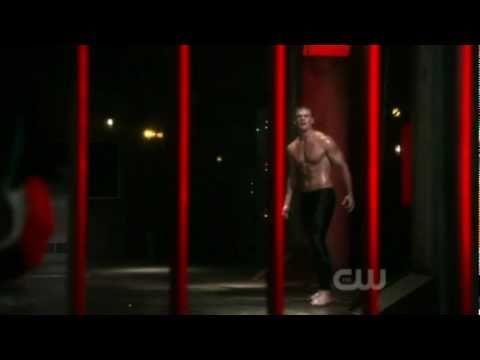 Smallville  Patriot  Mera saves AC & Ollie