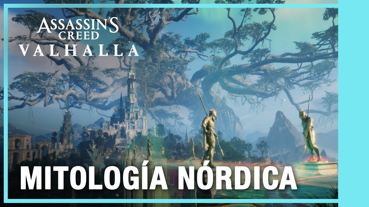 Assassin's Creed: Valhalla - Mitología Nórdica | Ubisoft LATAM