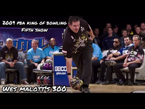 Get 2009 King of Bowling, Fifth Show - Wes Malott's 300 Images
