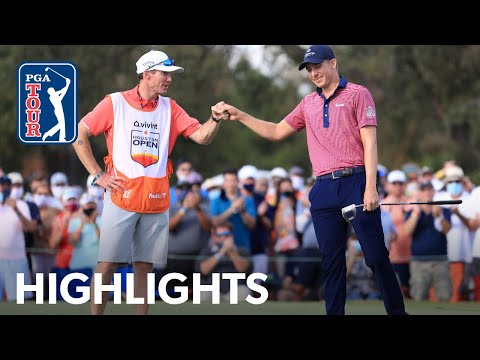 Carlos Ortiz's winning highlights from Vivint Houston Open 2020