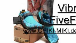 Vibram FiveFingers Shoes Thumbnail