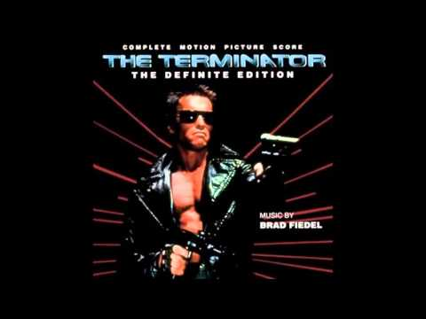The Terminator (OST) - Police Station