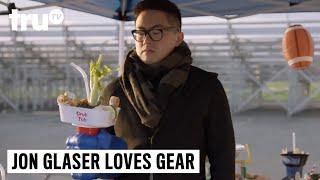 Jon Glaser Loves Gear - Grand Tour of the Tailgate | truTV