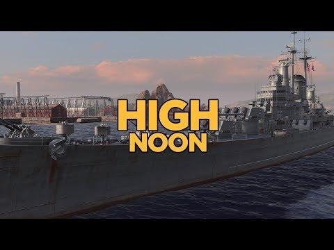 World of Warships - High Noon