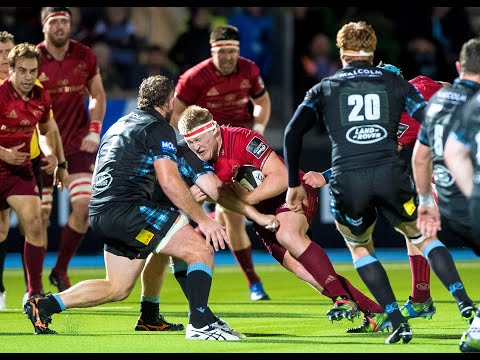 Guinness PRO14 Round 4 Highlights: Glasgow Warriors v Munster Rugby